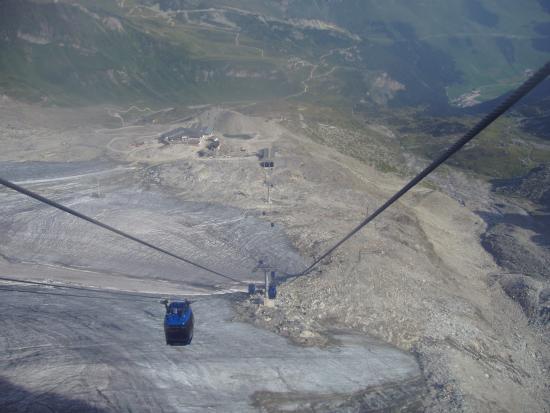 Tux, Austria: ゴンドラ