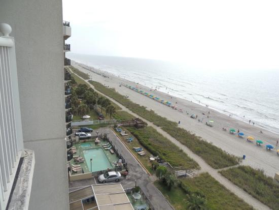 Sea Dip Oceanfront View From 8th Floor