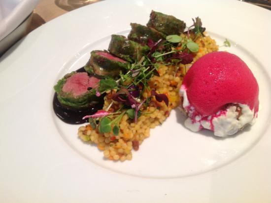 Monaco Restaurant: Main dish