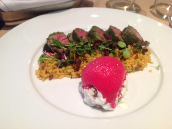 Monaco Restaurant: Main dish different angle