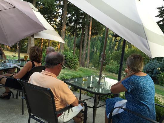 Bistro at Westwood Lake: photo0.jpg