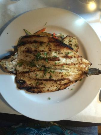 Chef Tony's: Freshwater Trout