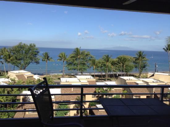 Kamaole Beach Royale Resort: Balcony