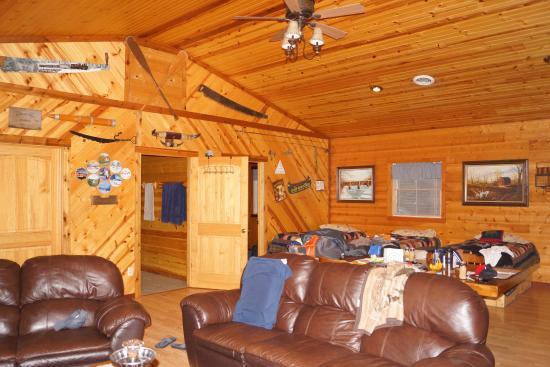 Grandma S Cabin Picture Of Kishauwau Country Cabins
