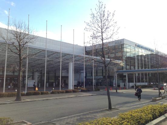 Kobe International Exhibition Hall: 外観