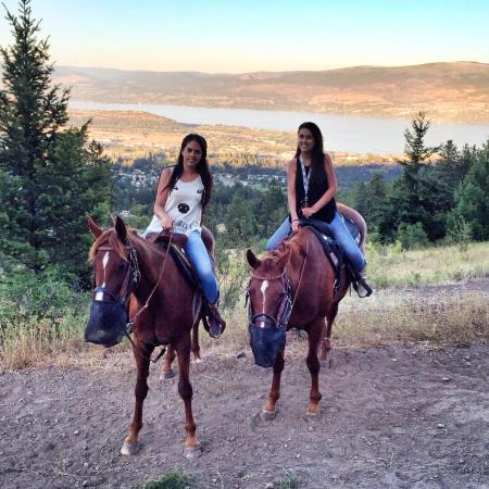 West Kelowna, Canadá: Pegasus Riding School & Trail Rides