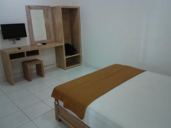 The Kubu Hotel: Room