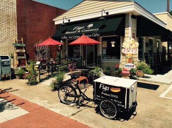 Anderson, ساوث كارولينا: Figs Beanery & Creamery LLC