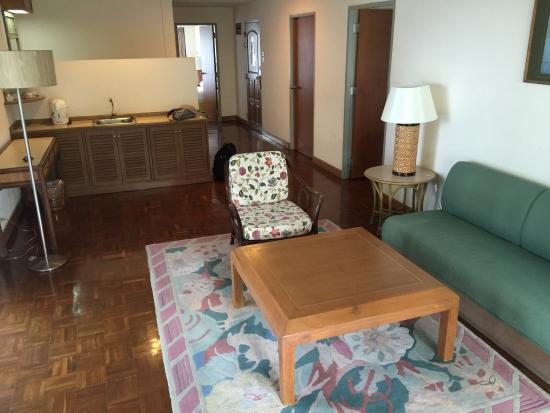Regent Chalet Regent Beach Cha-Am: Rimsone suits (2 bedrooms) and seaview.