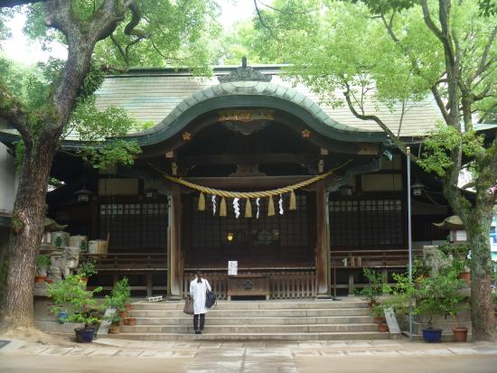 ‪Fukushima Temmangu Shrine‬