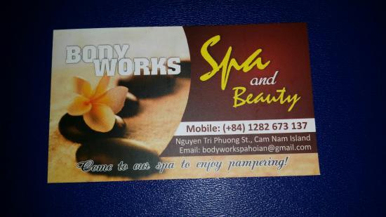 Bodyworks Spa