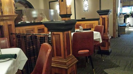 Sky Club Supper Club : Very nice dining area
