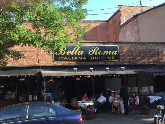 Bella Roma Italiana Cuisine Great Experience