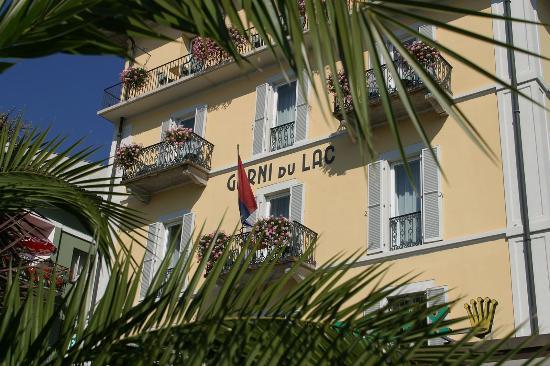 Hotel Garni DU LAC: Front Hotel