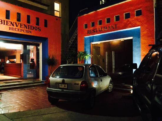 Hotel La Rienda Mision Tequillan : Mision Tequillan Hotel