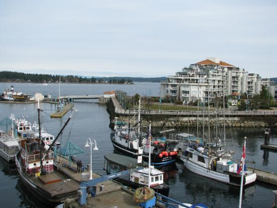 Nanaimo, Canada: Harbourfront