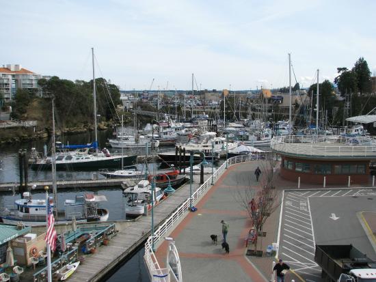 Nanaimo, Kanada: Harbourfront