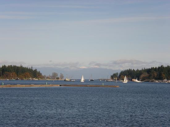 Nanaimo, Canada: Newcastle and Protection Islands