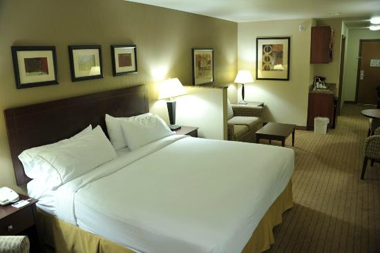 Holiday Inn Express Hotel & Suites Vancouver Portland North: Room