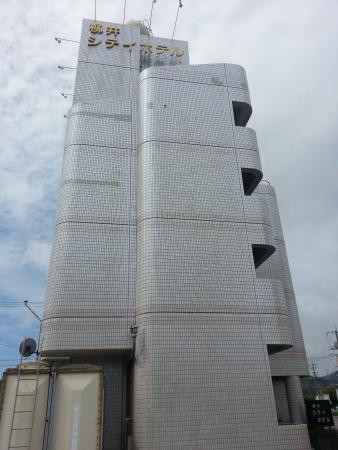 Yanai City Hotel