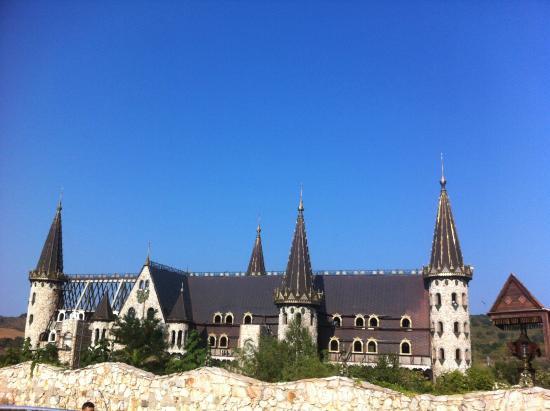 Burgas Province, Bulgaristan: Вид замка