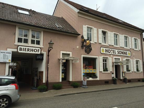 Hotel Sonne , Street view