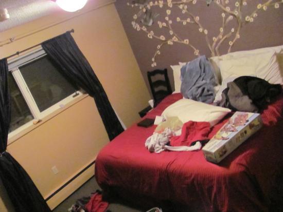 Anchorage Downtown Hotel: Foto do quarto