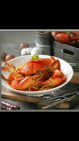 Seven Crabs