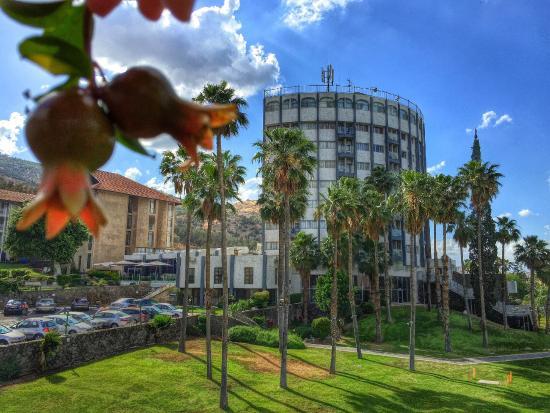 Lake House: Rimonim Mineral Hotel Tiberias