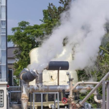 地獄蒸し釜 - Picture of Geothermal Tourism Lab Enma, Beppu ...