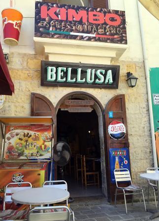 Cafe Bellusa