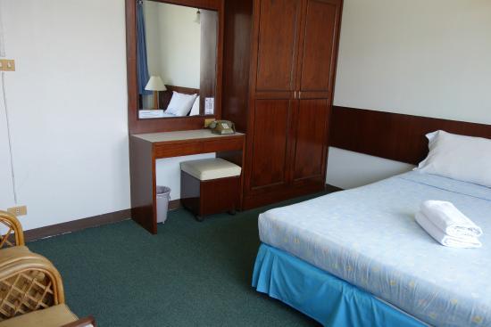 Ruamchitt Travelodge: 部屋