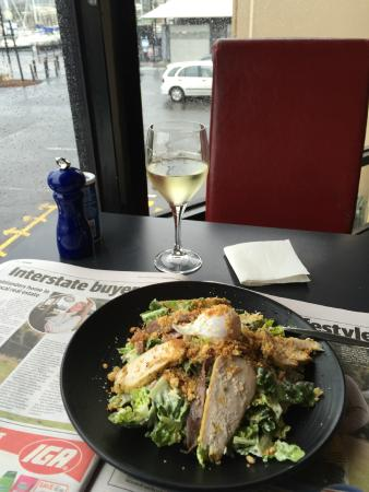 Three Little Ducks: The perfect Caesar Salad