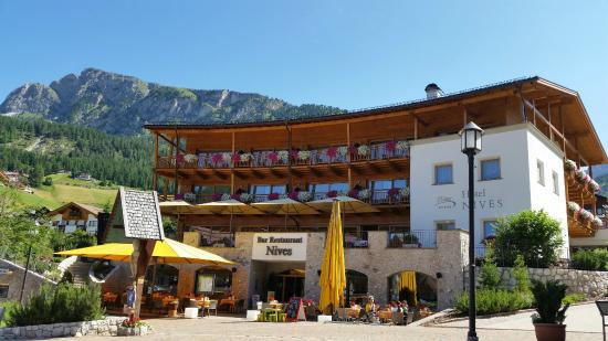 Boutique Hotel Nives: View from outside