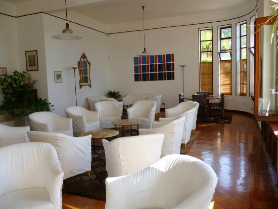Hotel Beau Sejour: Un joli salon