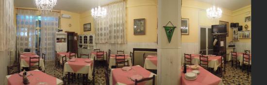 Stella del Mare: Sala pranzo