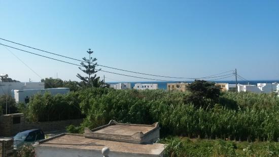 Ninemia Suites: Θέα από δωμάτιο πάνω ορόφου
