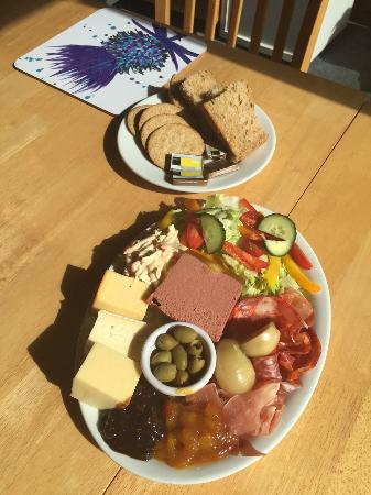 Glen Rowan Cafe: The Glen Rowan Platter