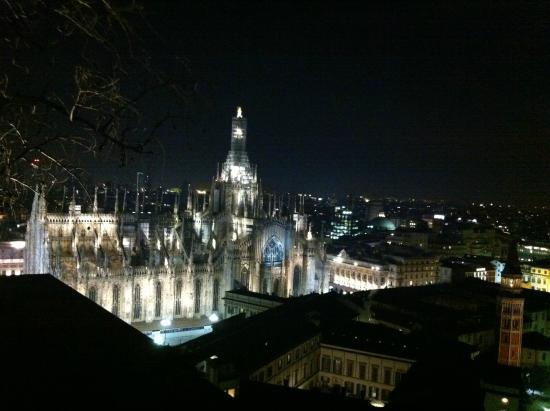 Duomo di Milano dalla terrazza Martini - Picture of Duomo di ...