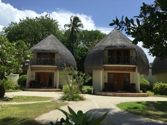Bandos: Beach villa