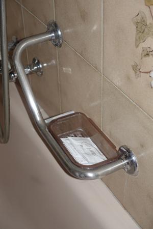 Ostermundigen, Zwitserland: Duschmittel