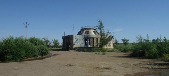 Balkhash, Kazakstan: То что осталось