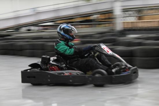 AJ'S Karting and Laser tag