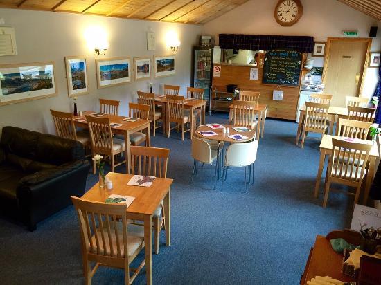 Glen Rowan Cafe: Inside Cafe