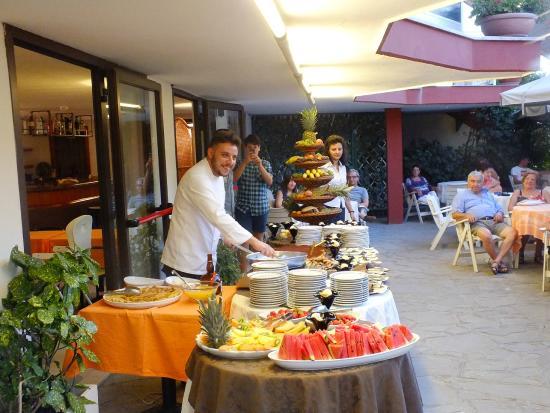 Gallia Club Hotel : Buffet di dolci