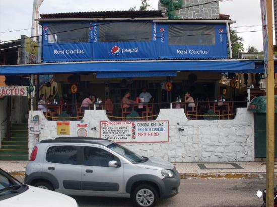 Cactus Restaurante: Cactus