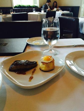 Bacchus - A Bartolotta Restaurant: Foie Gras