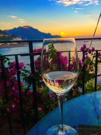 Santa Caterina Hotel: Paradise.