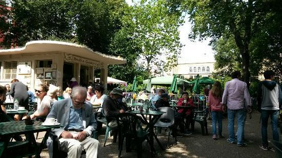 Pavilion Gardens Cafe