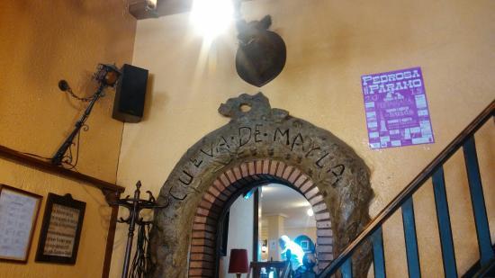 Restaurante la Cueva de Mayla